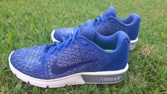 Nike Air Max Sequent 2 Running. Eur 38, Us 7, 24 Cm.