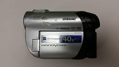 Filmadora Handycam Sony Dcr-dvd108 Dvd + Cabos + Bolsa