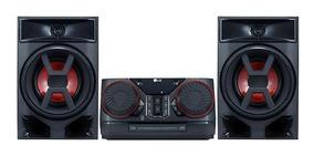 Mini System Lg Xboom Ck43 220w Rms Multi Bluetooth 2 Usb