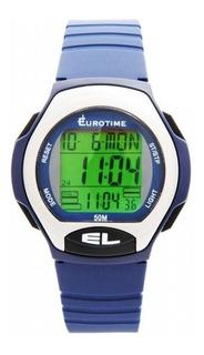 Reloj Hombre Eurotime Modelo 11/1120.03 Digital Zon Obelisco