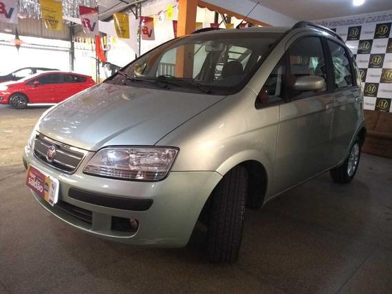 Fiat Idea 1.4 Mpi Elx 8v 4p 2010