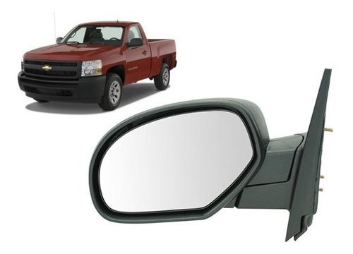Retrovisor Manual Chevrolet Silverado 2008 - 2015
