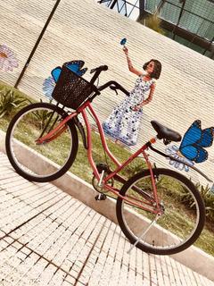 Bicicleta Paseo Mujer Rodado 26