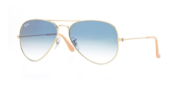 Ray Ban Aviator Large Metal Rb 3025l Óculos De Sol