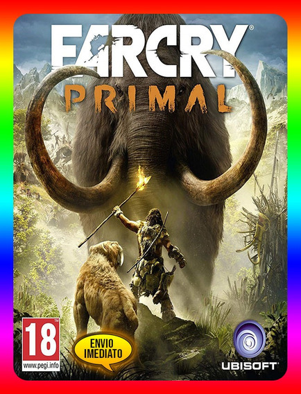 Far Cry Primal Pc - Uplay Key (envio Já)