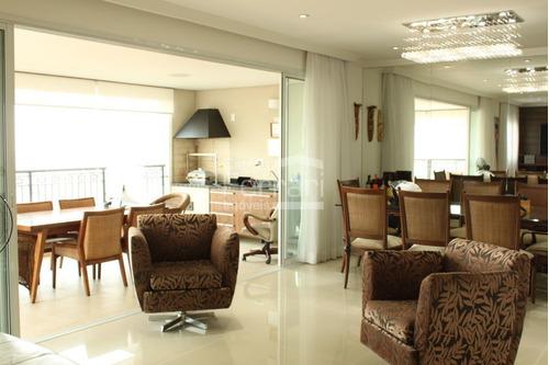 Apartamento Com 3 Quartos À Venda, 189 M² Por R$ 1.950.000 - Cf19182