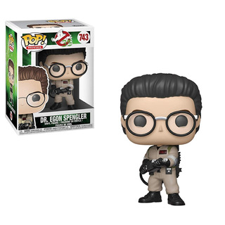 Funko Pop Ghostbusters Dr Egon Spengler