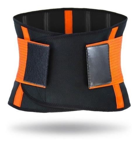 Cinturón Elástico Faja De Cintura Soporte Lumbar Trasero