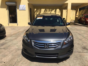 Honda Accord Exl V6 2012