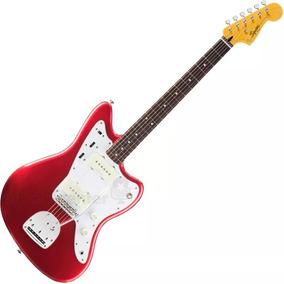 Guitarra Jazzmaster Fender Squier Vintage Modified Apple Red