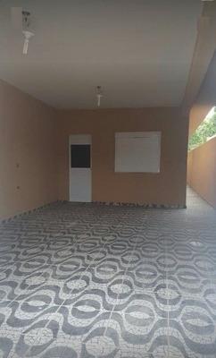 Casa Em Itanhaém Ficando Lado Serra 500m Da Pista Ref 4467
