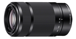 Lente Sony Montura Tipo E E 55-210 Mm F4.5-6.3 Oss