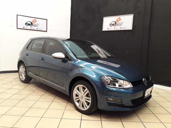 Volkswagen Golf 2017 1.4 Style Dsg At