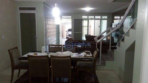 Casa Residencial À Venda, Cidade Dos Funcionários, Fortaleza. - Ca0580