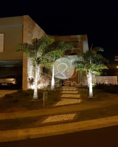 Casa A Venda No Residencial Alecrins Em Campinas  -  Imobiliária Em Campinas - Ca00975 - 69216266