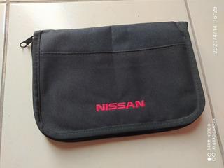 Funda Para Manual Nissan Sentra,march,versa,tiida,juke,note
