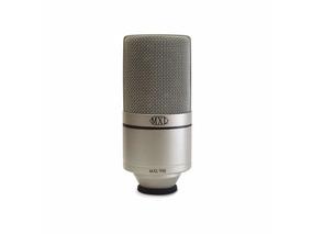 Microfone Condensador Mxl 990es S/ Shock&case - Nf+garantia