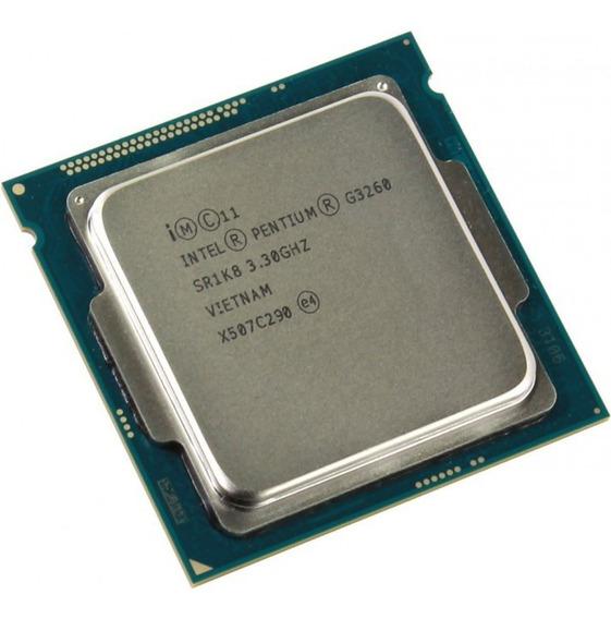 Proc Desk Intel 1150 Dual Core G3260 3.3ghz Oem