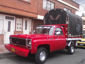 Camioneta Chevrolet C10 Cheyenne Valor Negociable