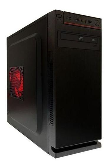 Pc Dominus Intel Pentium 4gb Hd 500gb + Wi-fi