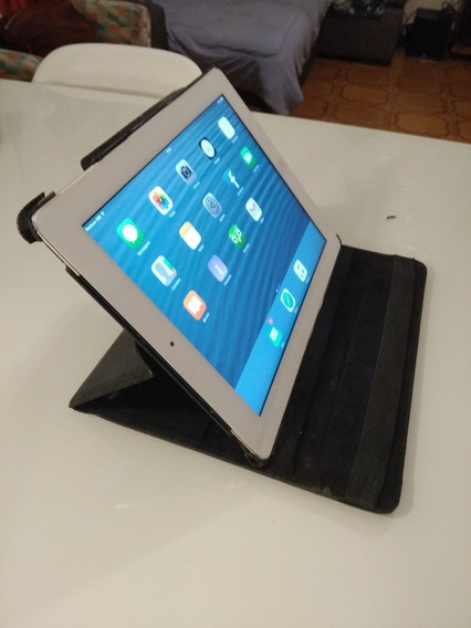 iPad 2 32go 3g+wi-fi Perfeito Estado Com Capa Protetora