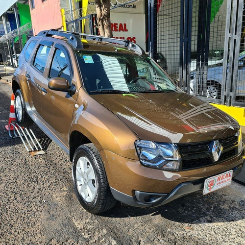 Renault Duster 2017 1.6 16v Expression Sce 5p