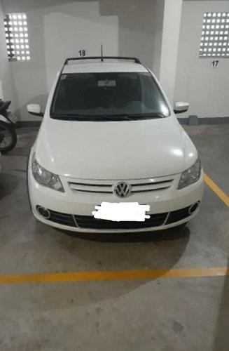 Imagem 1 de 3 de Volkswagen Saveiro 2011 1.6 Cab. Simples Total Flex 2p