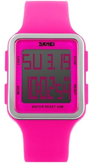 Relógio Feminino Skmei Barato Original Garantia Nfe