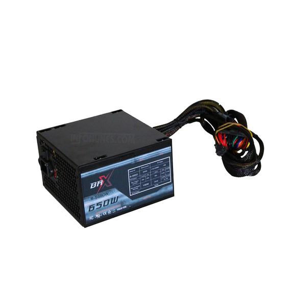 Fonte Brx 650w B-s650w Voltagem 110~240 V