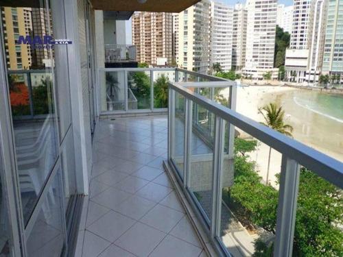 Imagem 1 de 28 de Apartamento Residencial À Venda, Centro, Guarujá - . - Ap5942