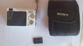 Câmera Digiral Sony Cyber Shot W80 Full Hd