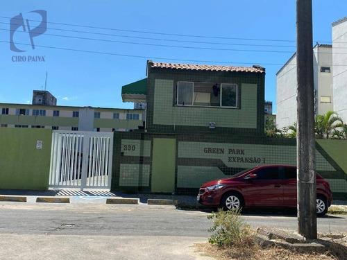 Apartamento À Venda, 66 M² Por R$ 150.000,00 - Cajazeiras - Fortaleza/ce - Ap1587