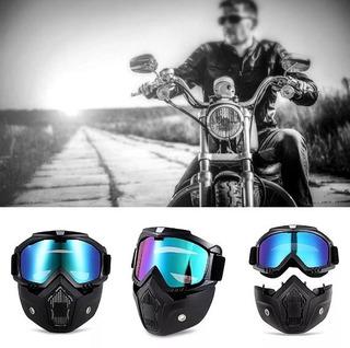 Mascara Filtro Para Motocicleta Motocross Robesbon Mt 009