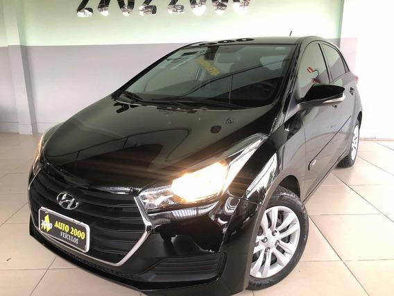 Hyundai Hb20 1.6 Comfort Plus Flex 2017 Único Dono 24.000 Km