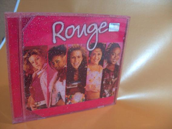 Cd Rouge (capa Com Gliter)