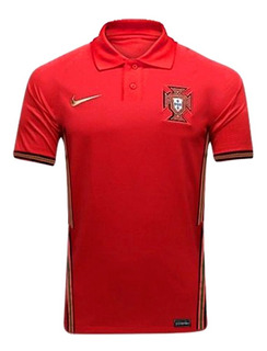 Camisa Portugal 2020 Original Vermelha