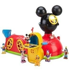 Casa Club Mickey Mouse (38 Cm) A0080 Disney Original