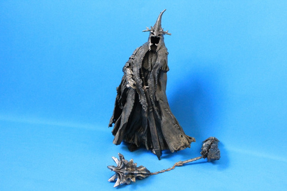 Morgul Lord Witch-king Lord Of The Rings Toybiz Brazo Roto