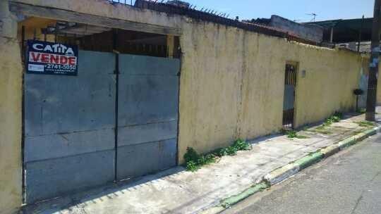 Casa Residencial À Venda, São Miguel Paulista, São Paulo. - Ca3420