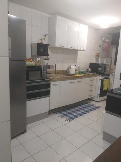 Apartamento Em Itaipu, Niterói/rj De 110m² 3 Quartos À Venda Por R$ 600.000,00 - Ap267940