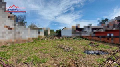 Imagem 1 de 4 de Terreno À Venda, 250 M² Por R$ 250.000,00 - Jardim Imperial - Atibaia/sp - Te1792