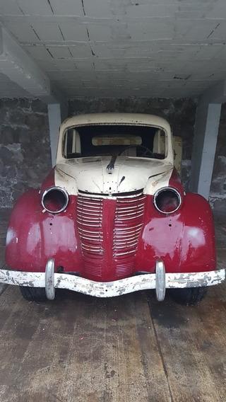 Opel 1937 Vendo Cambio Listo Para Restaurar Único En El País