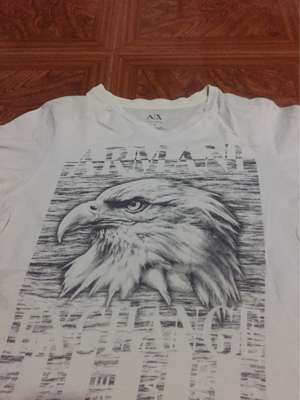 Remera Armani Exchange Abercrombie Hollister . Talla S