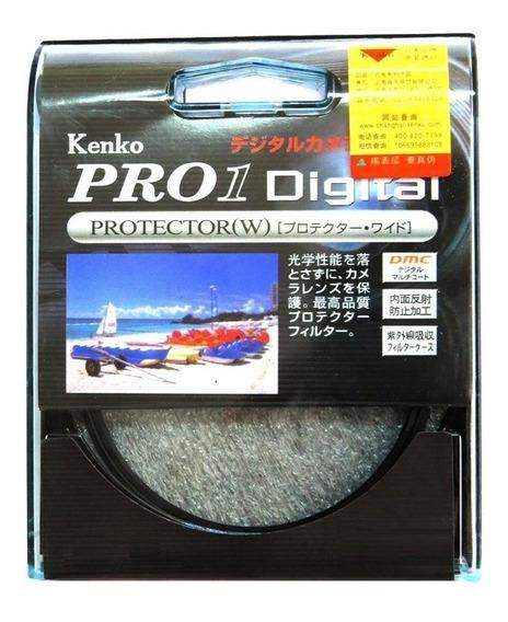 Filtro 82mm Kenko Protetor (w) Pro1 Digital Pronta Entrega!