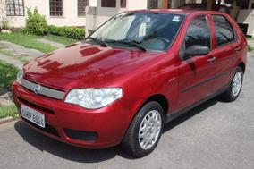 Fiat Palio 1.3 Elx Flex 4 Portas Vermelho Muito Bem Conserva