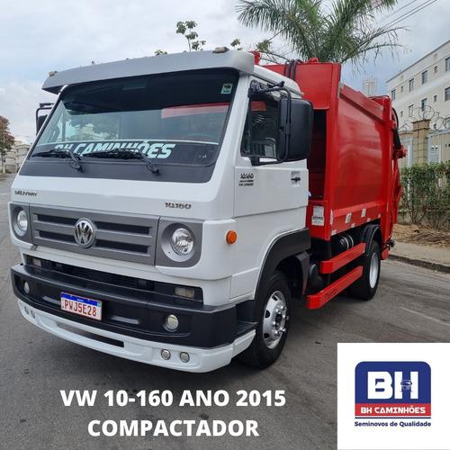 Imagem 1 de 13 de Volkswagen Planalto  10-160 Coletor Lixo