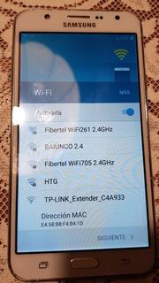 Samsung J7 Impec. Lib Fábrica, Lte Duos, Carg Original, Sd !