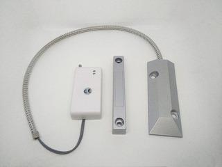 Sensor Magnético Inalámbrico Alarma Cortina Metálica Negocio