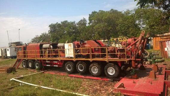 Equipos De Perforacion De Pozos Petroleros 750hp