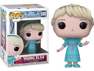 Funko Pop Frozen 2 Young Elsa